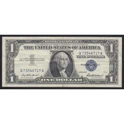 1 dollar 1957