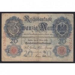 20 mark 1906