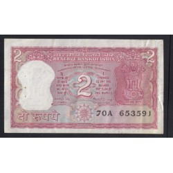 2 rupees 1984