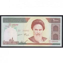 1000 rials 2007