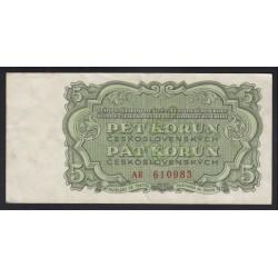 5 korun 1961