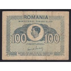 100 lei 1945