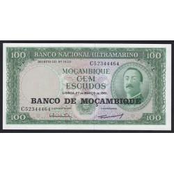 100 escudos 1961