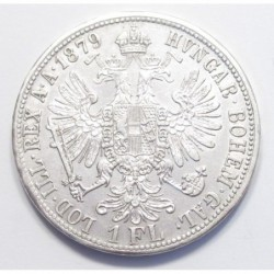 1 florin 1879