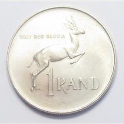 1 rand 1966 -Afrikaan Legend