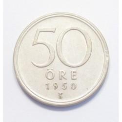 50 öre 1950