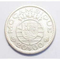 20 escudos 1955