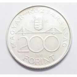 200 forint 1995
