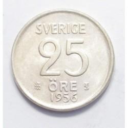 25 öre 1956