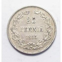 25 pennia 1915 S
