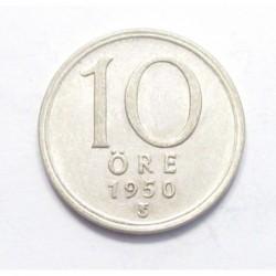 10 öre 1950
