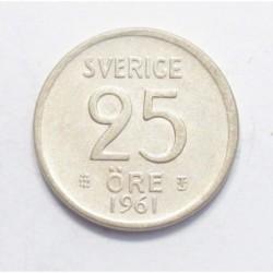 25 öre 1961
