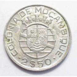 2.50 escudos 1950