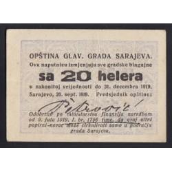 20 helera 1919