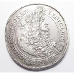 Leopold I. 1 thaler 1691 KB