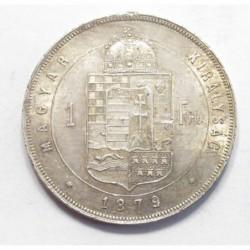 1 forint 1879