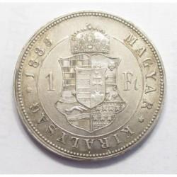 1 forint 1883