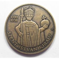 3000 forint 2021 - St. Stephan