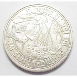 1000 escudos 1995 - D. Joao II.