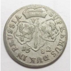 6 groschen 1682 - Brandenburg-Prussia