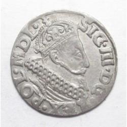 Sigismund III. 3 groschen 1621 - Kraków