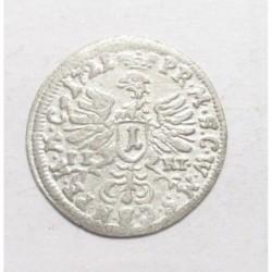 1 kreuzer 1721 - Brandenburg-Bayreuth