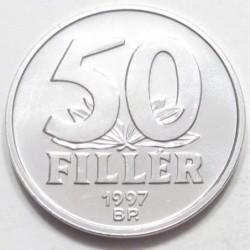50 fillér 1997