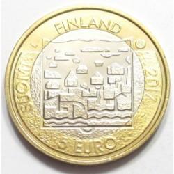 5 euro 2017 - Carl Gustaf Emil Mannerheim