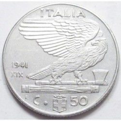 50 centesimi 1941