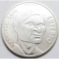 7.5 euro 2016 - Eusébio Portuguese football player