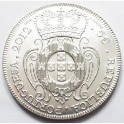 5 euro 2012 - John V of Portugal