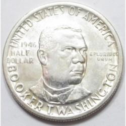 Half dollar 1946 - Booker T. Washington