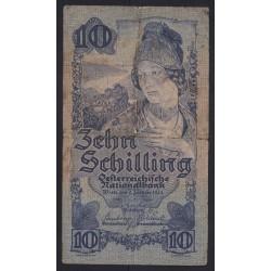 10 schilling 1933