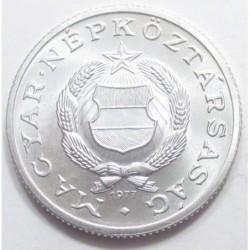 1 forint 1977