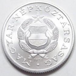 1 forint 1972