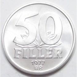 50 fillér 1977