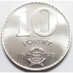 10 forint 1978