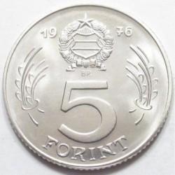 5 forint 1976