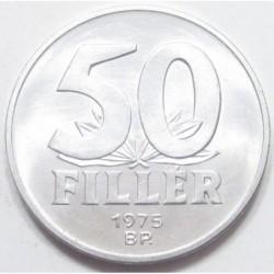 50 fillér 1975