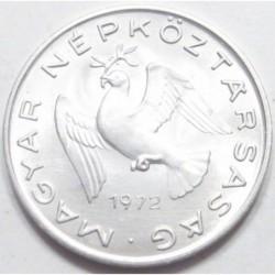 10 fillér 1972