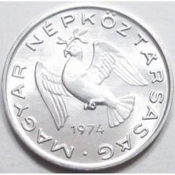 10 fillér 1974