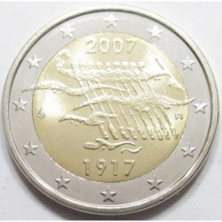 2 euro 2007 - Independence