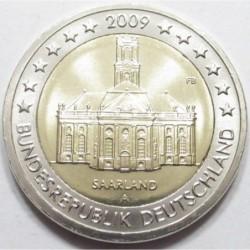 2 euro 2009 A - Saarland