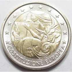 2 euro 2005 - European Constitution