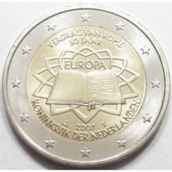 2 euro 2007 - Treaty of Rome