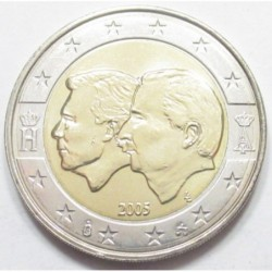 2 euro 2005 - Belgian-Luxemburg economic union