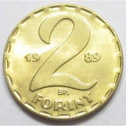 2 forint 1989