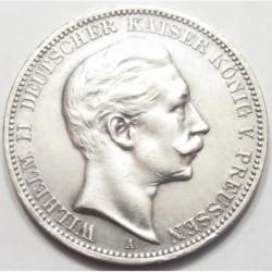 3 mark 1910 A - Prussia