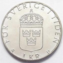 1 krona 1976