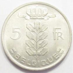 5 francs 1976